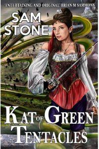 Kat of Green Tentacles