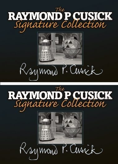 Raymond P Cusick Signature Collection hb