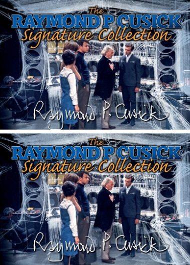 Raymond P Cusick Signature Collection  pb