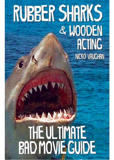 Rubber Sharks and Wooden Acting